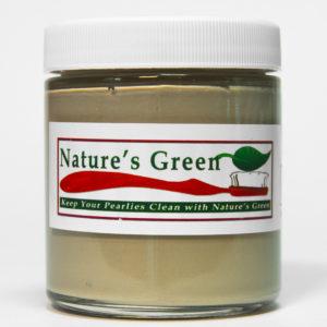 naturesdental dr olga isaeva nature's green tooth powder